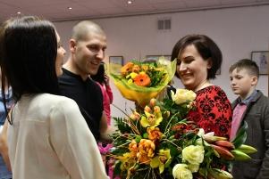 """Jekaterinas Grahoļskas-Krjukovskas iztāde """"Atgriešanās"""""""