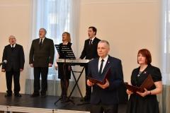 """Leģionāru piemiņas diena un Jaunā Rīgas teātra izrāde """"Vectēvs"""""""