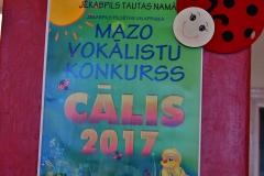 """Mazo vokālistu konkurss """"Cālis"""""""