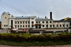 Jēkabpils Tautas nama kase pārcelta uz Pasta ielu 39